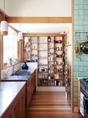 2015清新风格厨房装修效果图大全