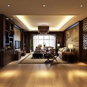 中式经典客厅
