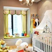 亮色彩装系列儿童房