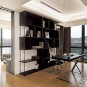 全透明式书房设计