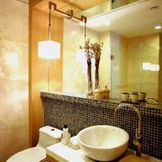 卫生间灯光设计