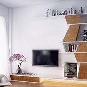 简约型现代背景墙