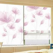 印花窗帘设计