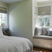 白色系列大窗台飘窗设计