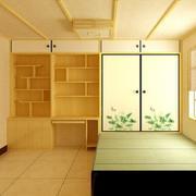 超小20平米卧室榻榻米