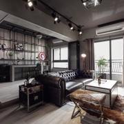 大户型公寓客厅设计展示