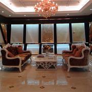 精美大户型瓷砖墙面装饰