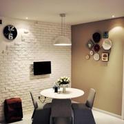 小户型欧式电视墙设计