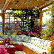 东南亚风格别墅屋顶设计