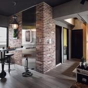 大气时尚型公寓博古架