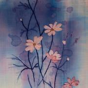 花朵十字绣