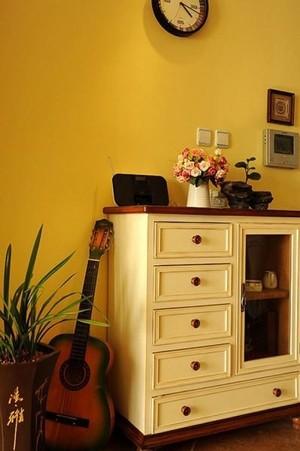 地中海风格3居室装修效果图