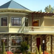 两层欧式小别墅