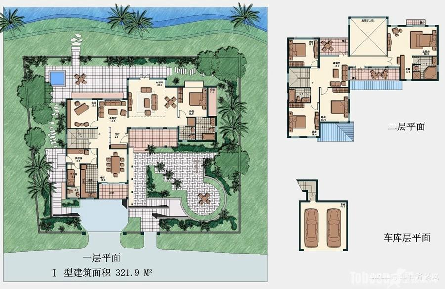 农村自建别墅设计图纸大全