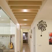 立体框架型吊顶