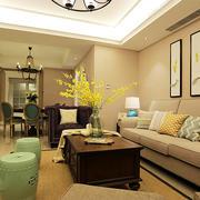 欧式宜家客厅沙发