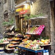 水果店摊位图