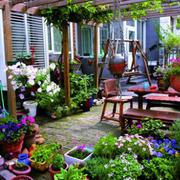 家庭户外园艺