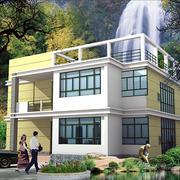 风景区别墅设计