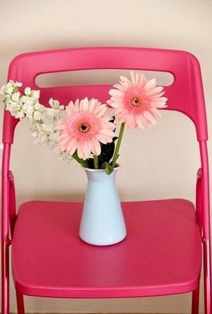 粉色家装小摆件