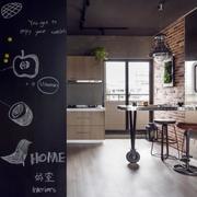 公寓创意型墙面涂鸦设计