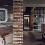 公寓家装小资派吧台设计