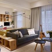 公寓三室两厅样板间