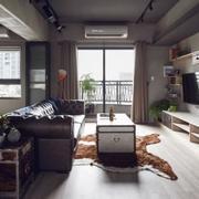 欧式现代化公寓电视墙