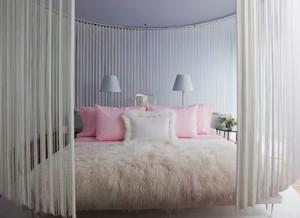 儿童房卧室窗帘效果图