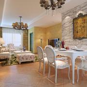 白色餐厅沙发