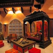 中式客厅摆件