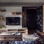 现代欧式公寓休闲式沙发设计