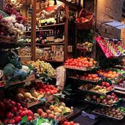 社区中小型水果店