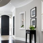 欧式典雅型客厅设计