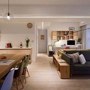大户型欧式三室两厅样板间