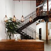 公寓楼梯效果图