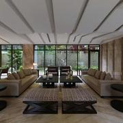现代型别墅设计