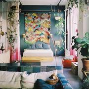 东南亚多彩式小型公寓