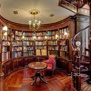 环形书房造型图
