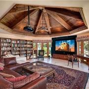 豪华型别墅书房设计