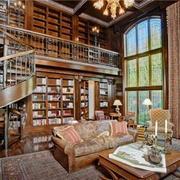 书房创意楼梯设计