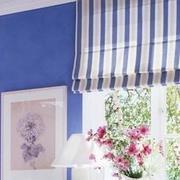 简约精美型卧室小窗帘