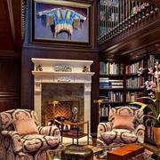 宫廷风设计之书房