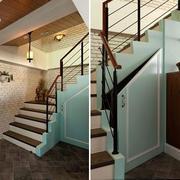 小户型楼梯造型