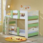 双层温馨型儿童床