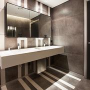 欧式客厅条纹式设计