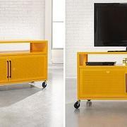 可移动式电视柜