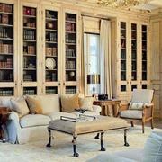 现代美式书房设计