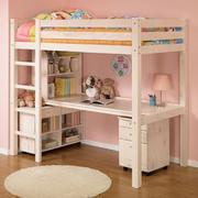 双层浪漫型儿童床