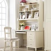 白色书桌整套设备
